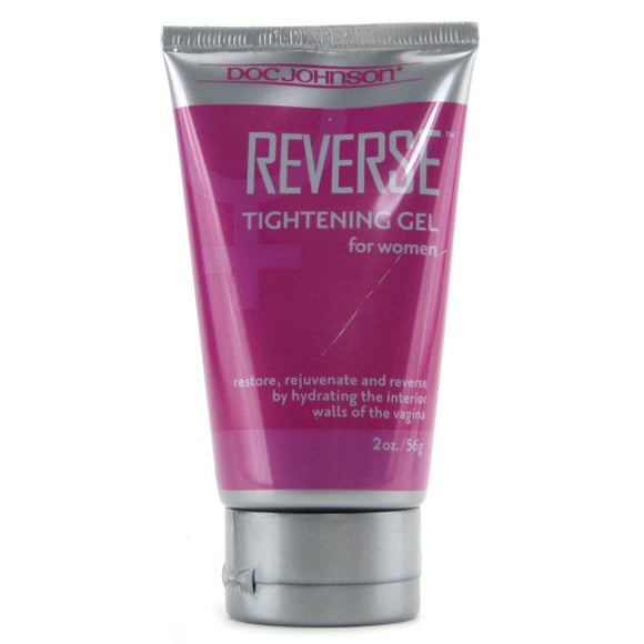 Reverse Tightening Stimulating Gel in 2oz-Tasteful Desires Adult Shop