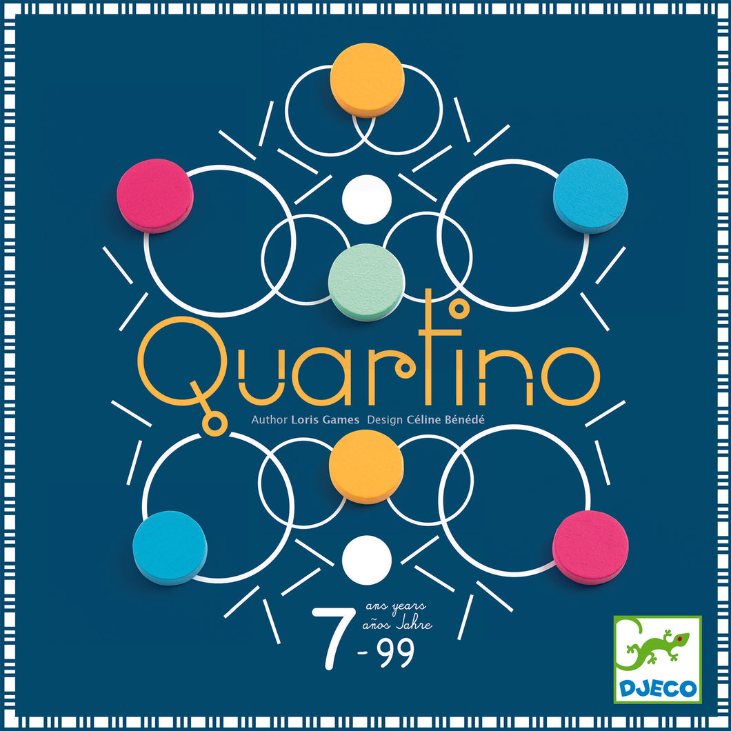 Quartino - Gioco di strategia