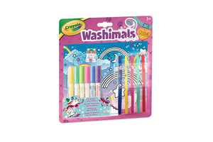 Washimals - Set Accessori