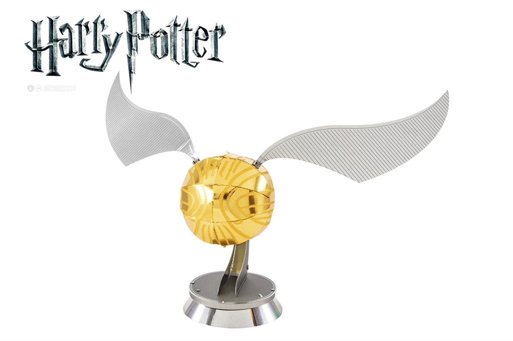 Harry Potter - Golden Snitch - Metal Earth