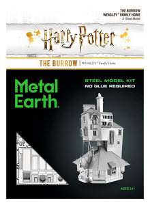 Harry Potter - The Burrow - Metal Earth