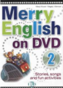 Merry English 2+Dvd