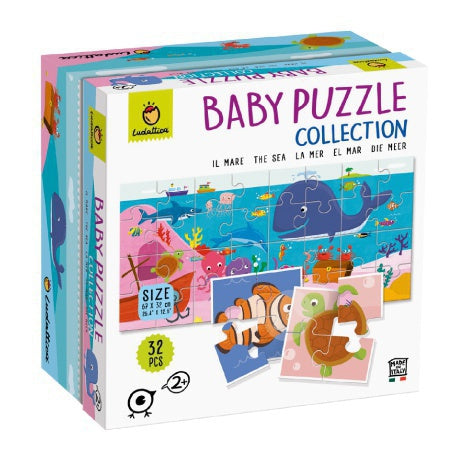 Mare. baby puzzle collection