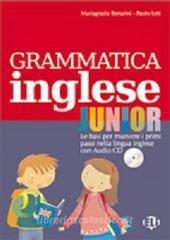 Grammatica Inglese Junior +Cd