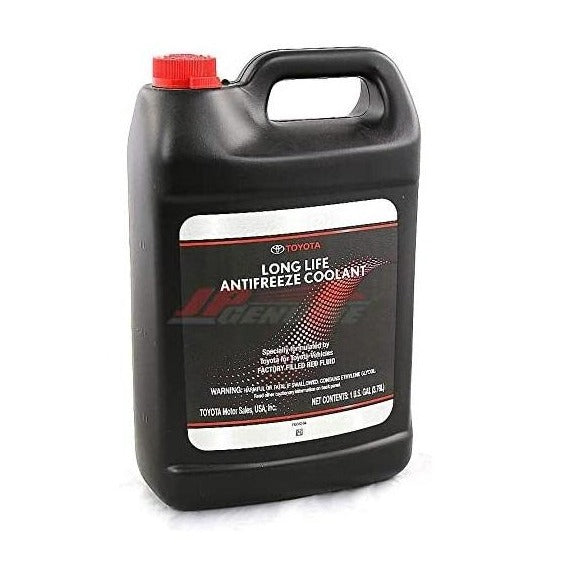 Toyota Red Antifreeze Coolant