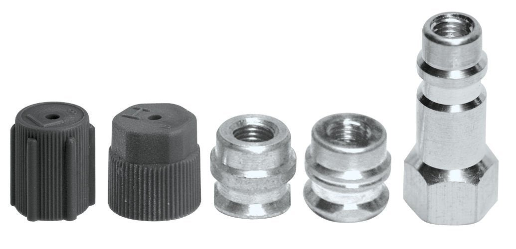 A/C R-12 to R-134a Retrofit Adapter Parts