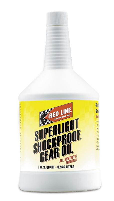 Red Line Super Lightweight Shockproof Transmission Oil 1QT