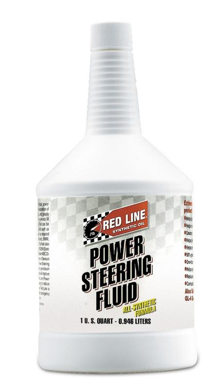 Red Line Power Steering Fluid 1 Quart