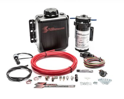 Snow Performance Stage 1 Boost Cooler Forced Induction Water-Methanol Injection Kit