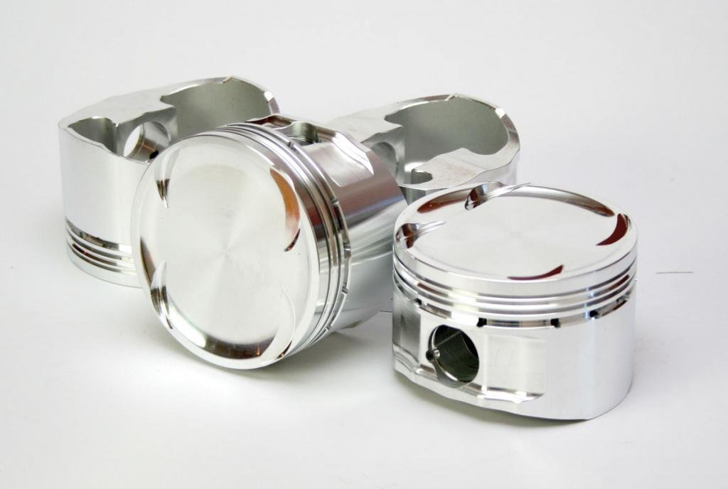 CP Forged Pistons 10:1 - FR-S / BRZ / 86