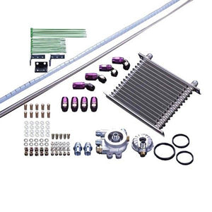 HKS S-Type Oil Cooler Kit - FR-S / BRZ / 86