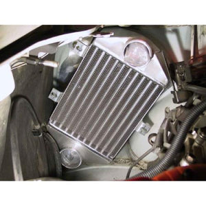 Intercooler Recirculation Shield - SW20 MR2