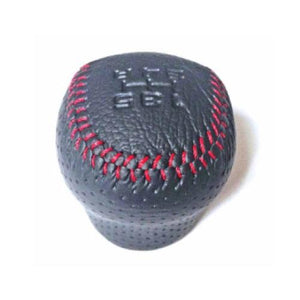 JDM Red Stitch Shift Knob