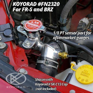 Koyo Radiator Filler Neck - FR-S / BRZ / 86