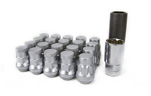 Muteki SR35 Close End Lug Nuts w/Lock Set - M12x1.25