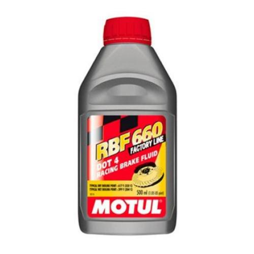 Motul 660 Race brake fluid