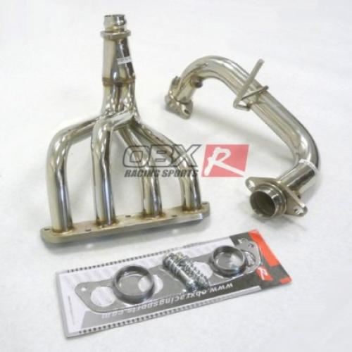 OBX Header and Downpipe Combo – MR2 Spyder 1ZZ
