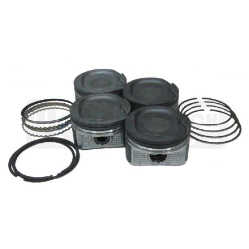 Pistons Set (4) – Toyota 1ZZ-FE Stock Replacement