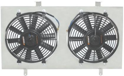 Mishimoto Aluminum Fan Shroud Kit - SW20 MR2