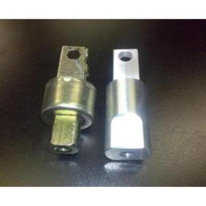 Solid Roller Clutch Pedal Clevis Kit - MR2