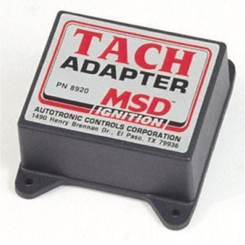 Tach Adapter - Gen4 or Gen5 3SGTE