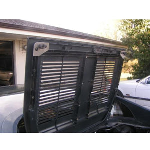 Turbo Rain Guard Eliminator - SW20 MR2