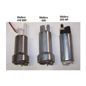 Walbro 400lph fuel pump and install kit