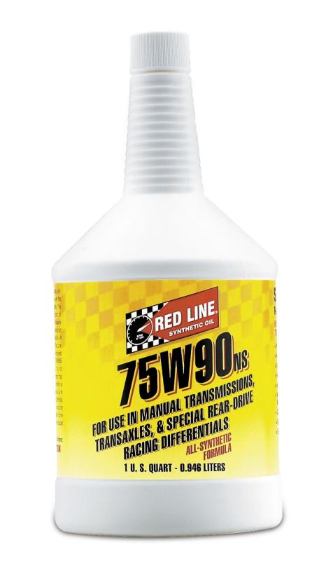 Red Line 75W90NS Transmission Gear Oil 1QT