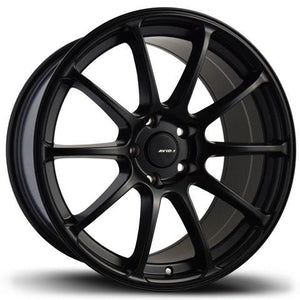 Avid AV-27 Double Staggered Wheels 17x8 & 18x9.5