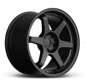 9SiX9 TE37 style Staggered Wheels 17x8 & 17x9
