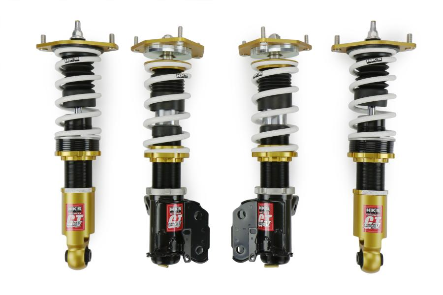 HKS HiperMAX IV GT Coilovers - FR-S / BRZ / 86