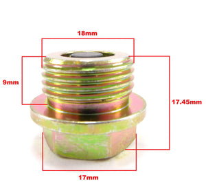 Transmission Oil Drain plug - Magnetic