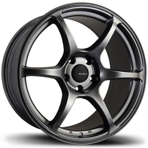 Avid AV-26 Staggered Wheels 17x8 & 17x9