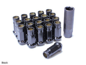Muteki SR48 Hex Open End Lug Nuts - M12x1.25