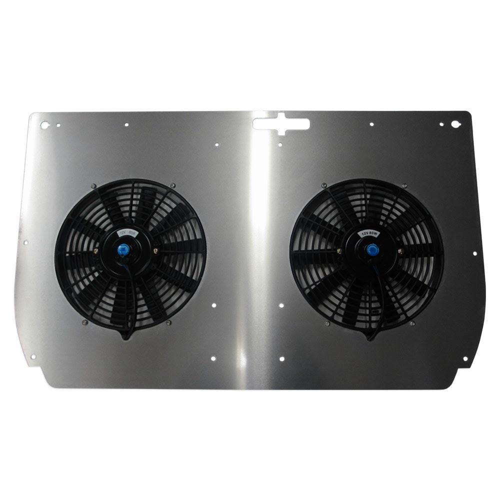 Turbo Engine Lid Fan Shroud - SW20 MR2