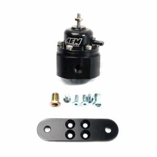 AEM Fuel Pressure Regulator – Universal – Black