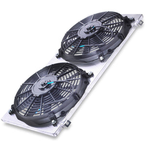 Aluminum Fan Shroud Kit Unbranded - SW20 MR2