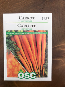 Carrots – Imperator