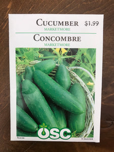Cucumber – Slicing Marketmore 76