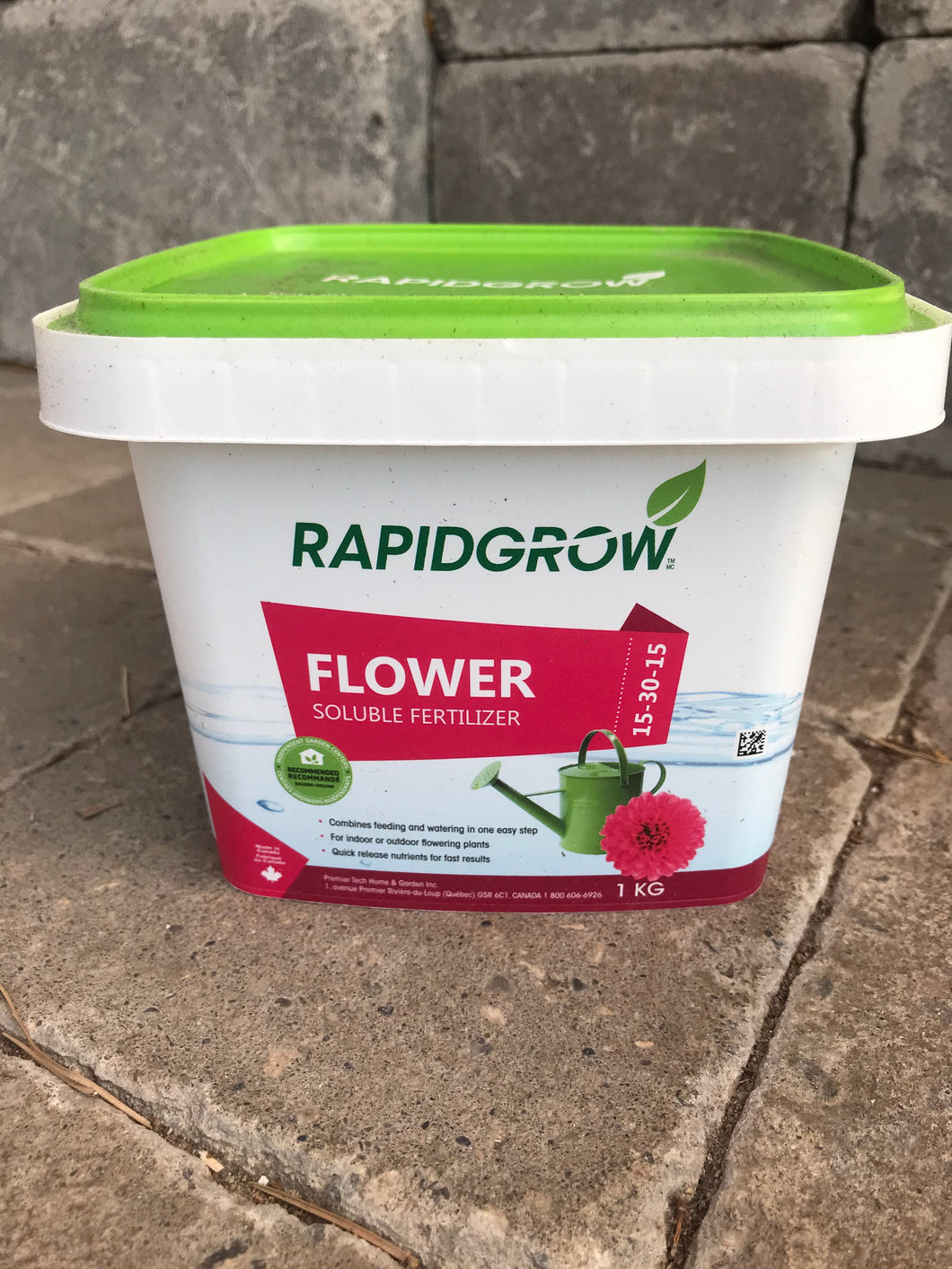 Fertilizer Rapid Grow Flower