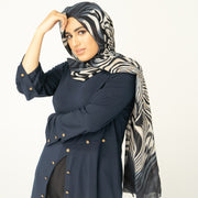 Midnight Safari Hijab
