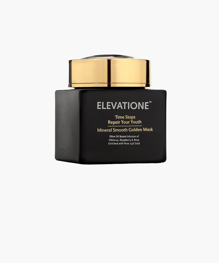 Mineral Smooth Golden Mask