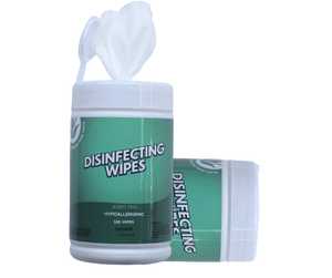 Disinfectant Wipes - Kills 99.9% of Germs