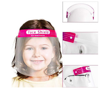 Load image into Gallery viewer, Kids Protective Face Shield