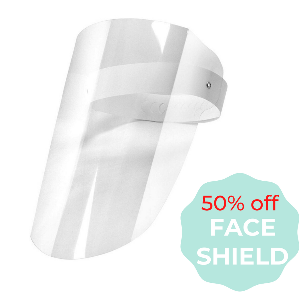 Protective Face Shield (Imperfect)