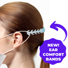 Load image into Gallery viewer, Comfort Ear Bands - 2 PACK
