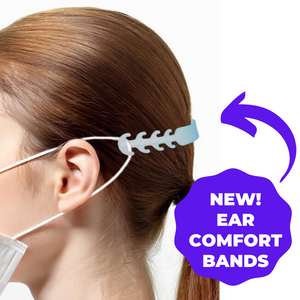 Comfort Ear Bands - 2 PACK