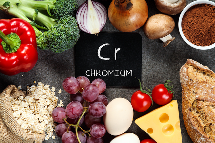 Dietary Chromium for Dummies