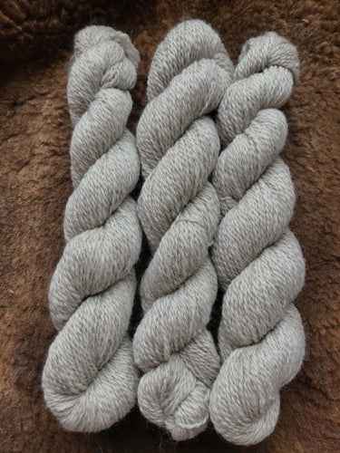 Corriedale Wool & Angora Rabbit Blend Yarn