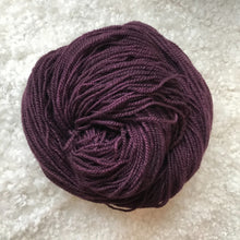 Load image into Gallery viewer, Dyed Corriedale Wool Yarn